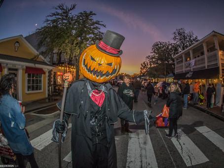 Halloween 2019 Downtown Ocean Springs