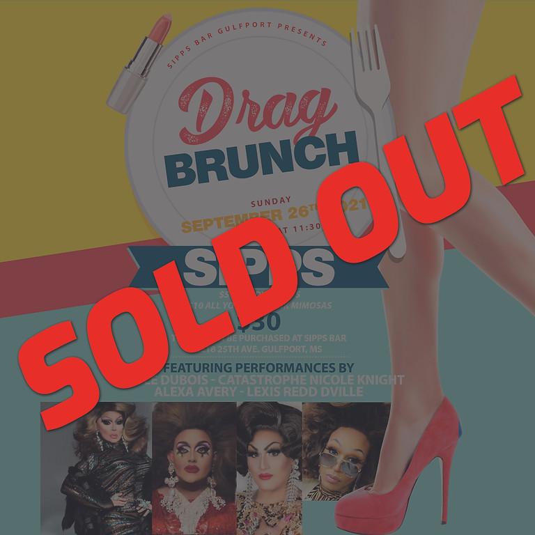 Drag Brunch - SOLD OUT