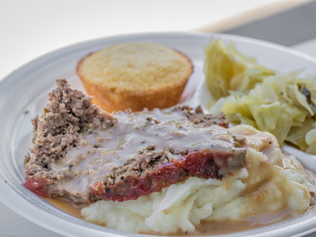 Tuesday Meat Loaf Special $9.95