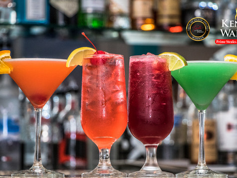 Happy Hour | Wednesday's & Thursday's 4pm - 6pm at Kenny Wards