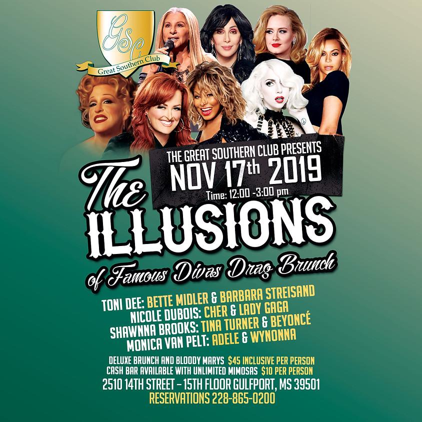 The Illusions of Famous Divas