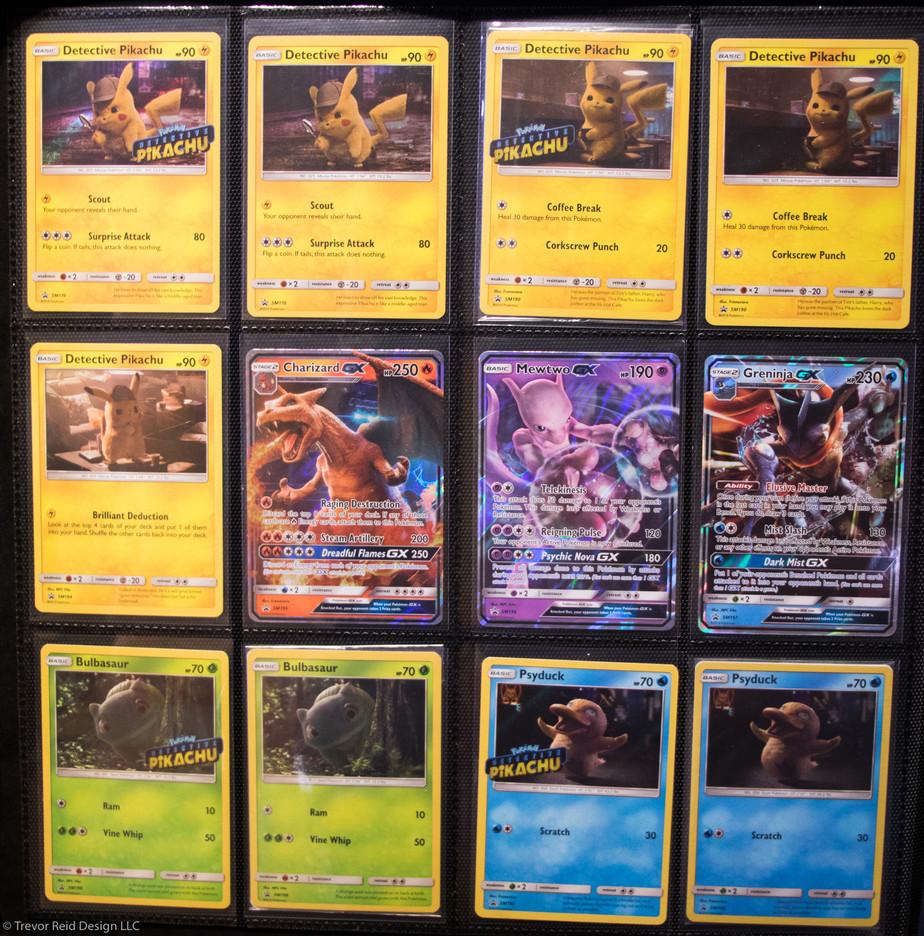 Pokémon Detective Pikachu Master Collection