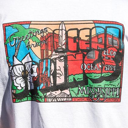 """""""Greetings from Ocean Springs"""" T-Shirt"""