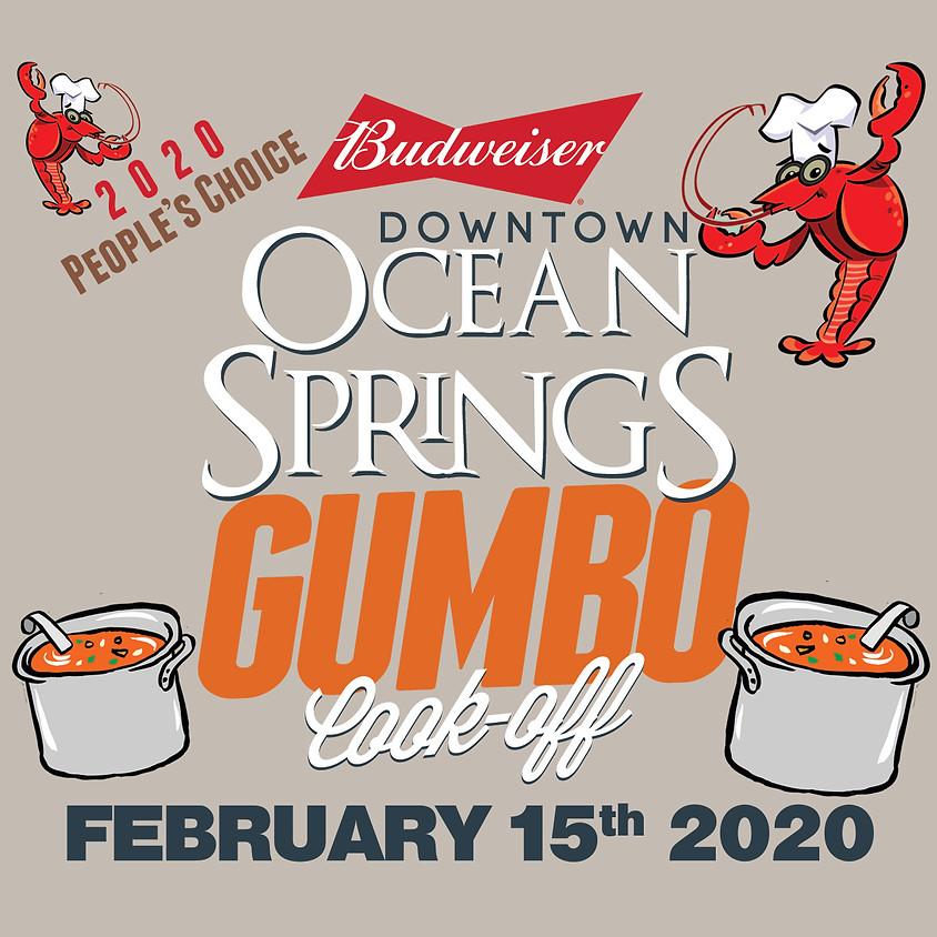 Budweiser Downtown Ocean Springs Gumbo Cook-Off 2020