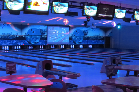 Cypress Lanes Bowling Alley