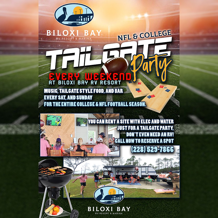 Tailgate Party at the Park