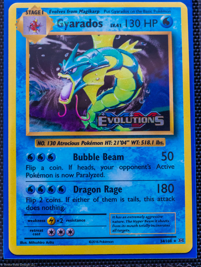 Prerelease Stamp Pokemon XY Evolutions Master Collection