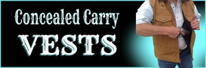Concealed Carry Vests