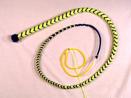 4 1/2' Bull Whip (illustration may differ in length)