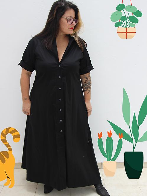 שמלת אלינור שחורה
