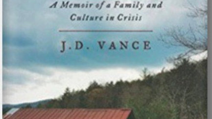 Tah's Pick of The Month (The Hillbilly Elegy)