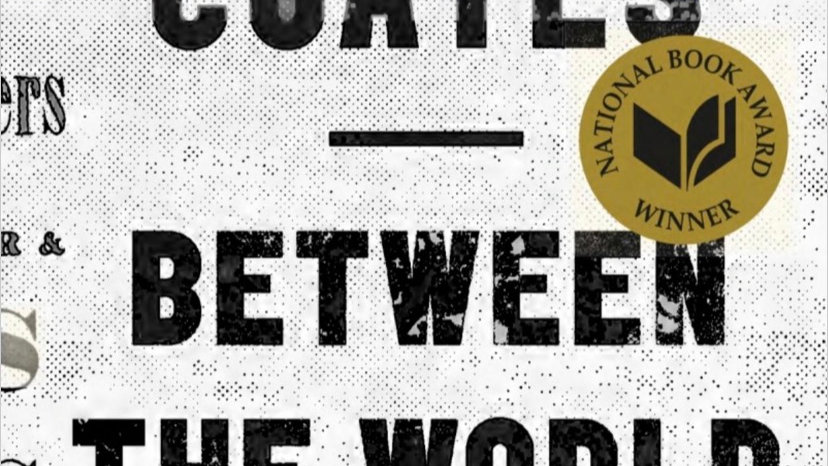 Between The World and Me Book club Book