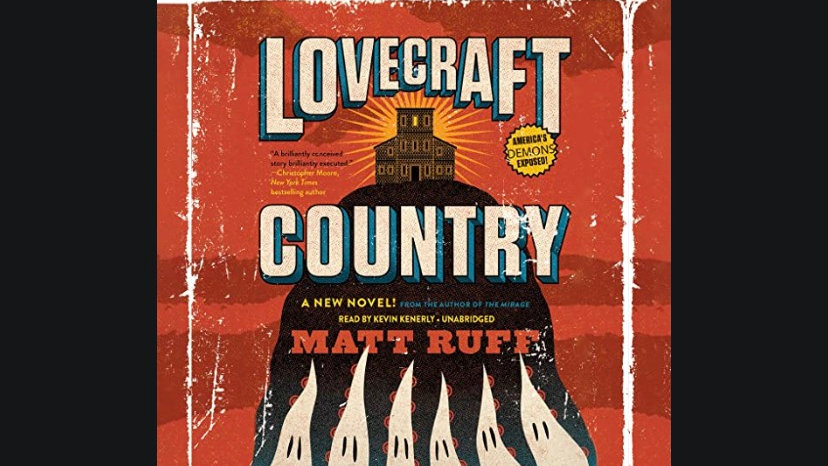 LoveCraft Country Book for Book Club and Membership