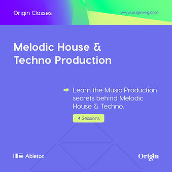 Post 4 - Melodic House & Techno Producti