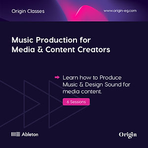 Post 3 - Music Production for Media & Co