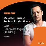 Post 3 - Melodic House & Techno Producti