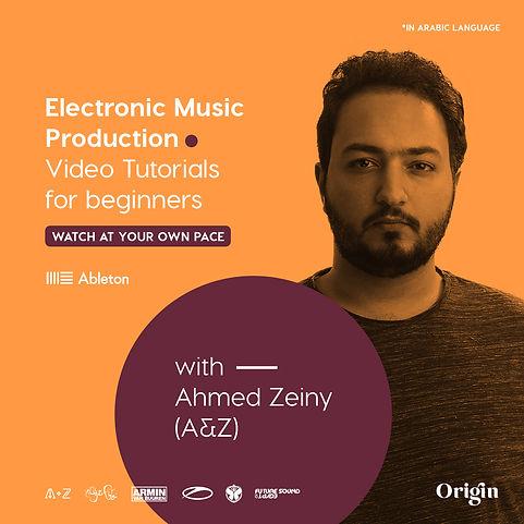 Post 1 - EDM Production (Video Tutorials