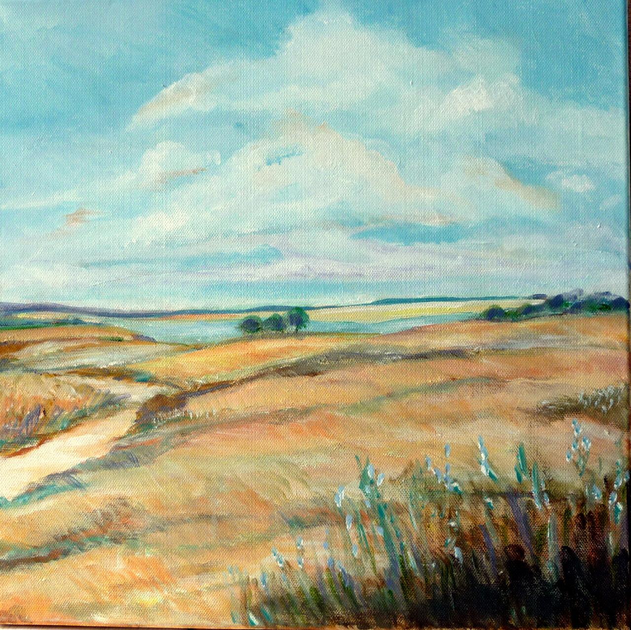 Russian fields