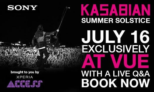 Kasabian Summer Solstice