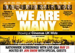We Are Many - Documentary