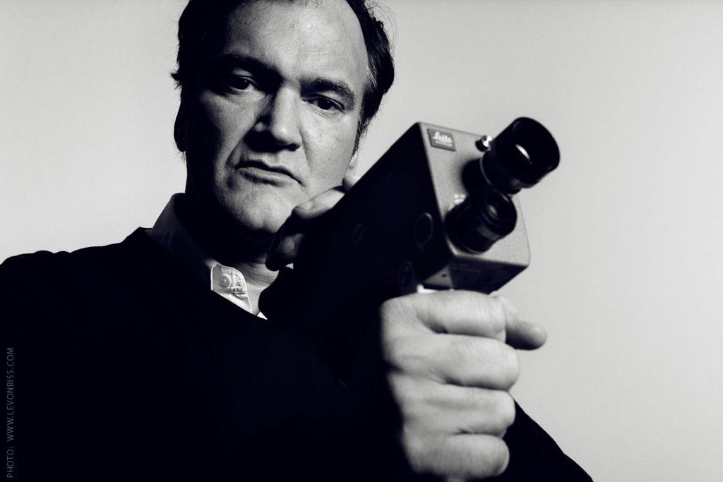 Quentin Tarantino Live