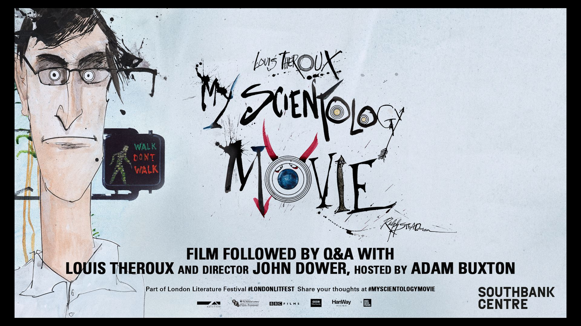 My Scientology Movie - Satellite Q&A