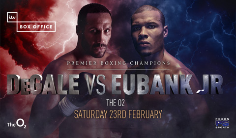 DeGale vs. Eubank