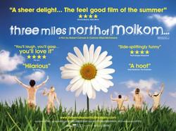 Three Miles North of Molkom