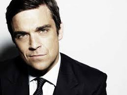 Robbie Williams Red Carpet Premiere