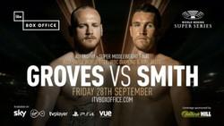 Grove vc Smith - World Championship