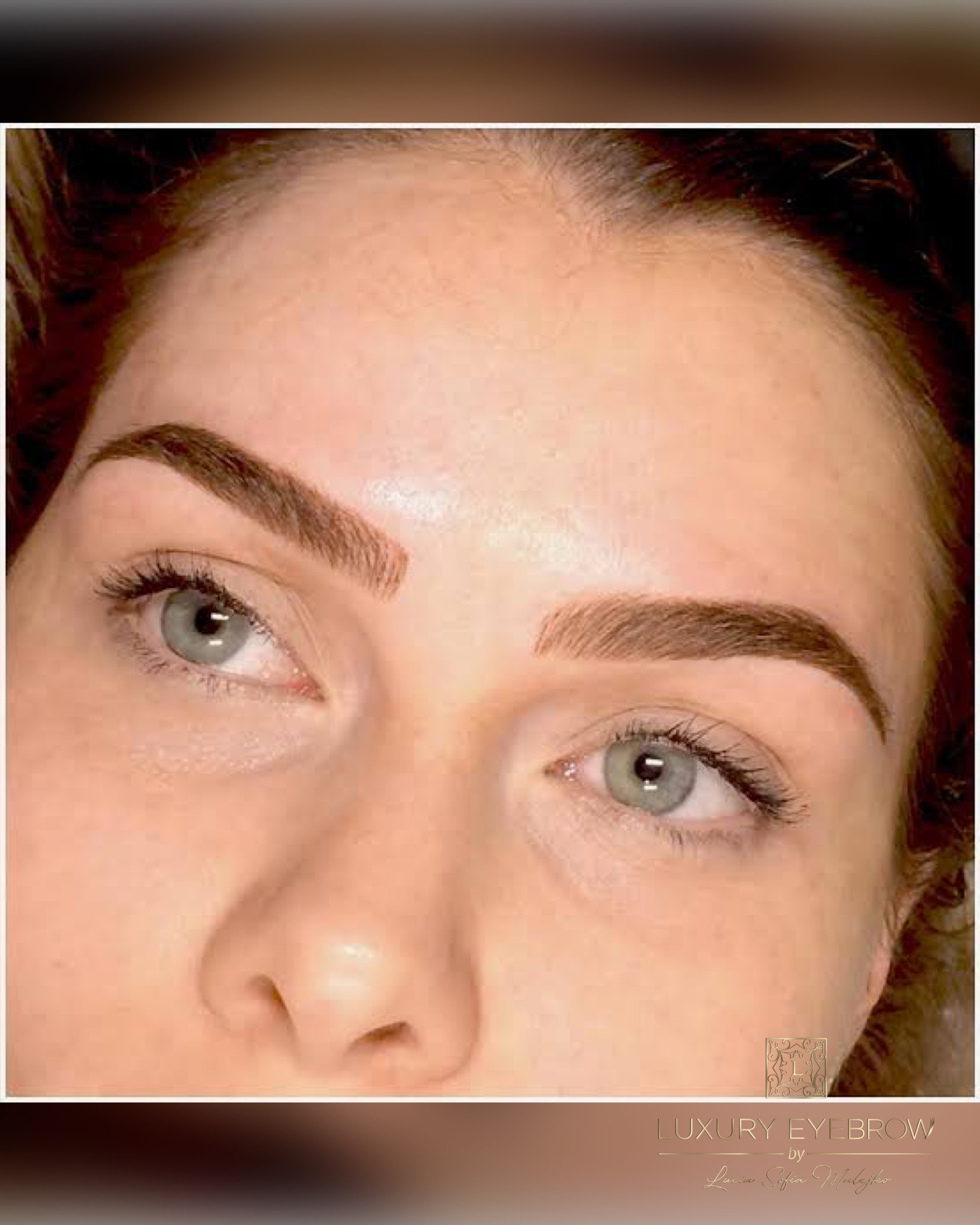 Combination Eyebrow Touch Up