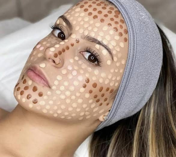 BB GLOW Facial 1st session