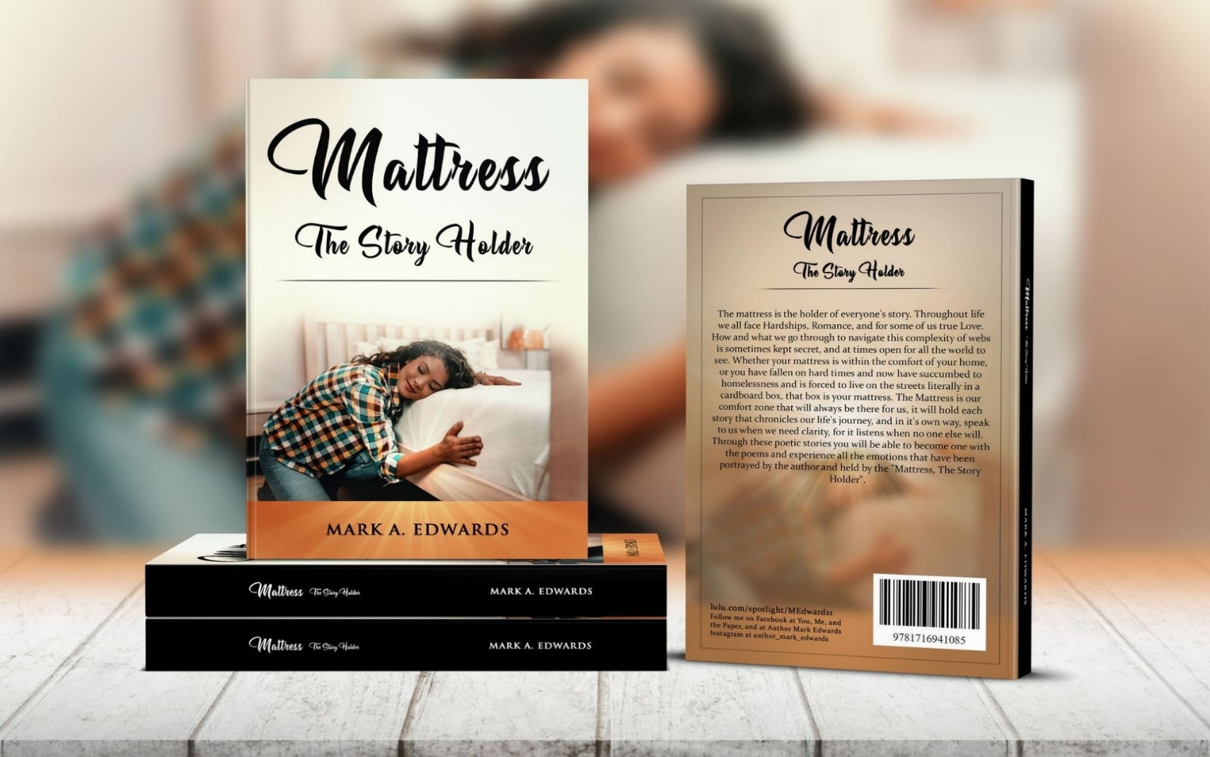 Mattress The Story Holder