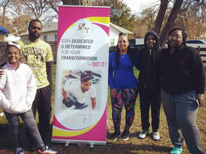 2nd Annual DDT'n Weight 5K Walk/Run/Jog