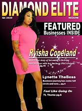 Q4 2020 Ryisha Copeland Cover Feature