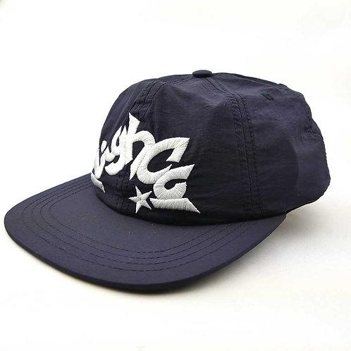 HIGH COMPANY 6PANEL STAR CAP BLACK