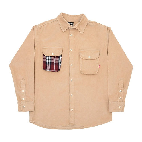 HIGH COMPANY CARGO CORDUROY JACKET