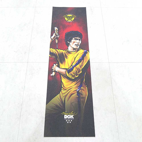 DGK × BRUCE LEE TECHNIQUE GRIPTAPE