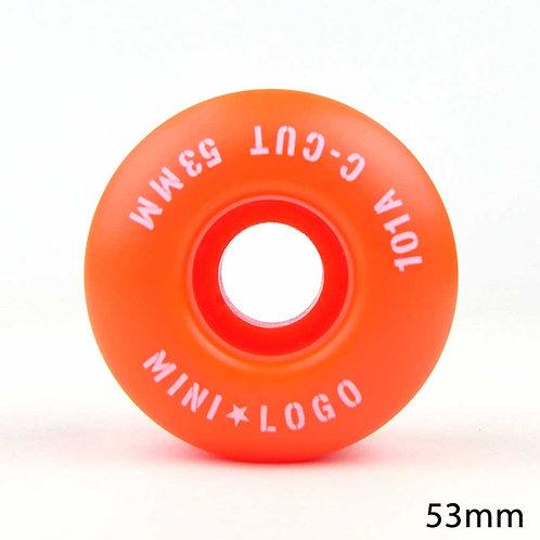 MINILOGO C-CUT 53mm101A