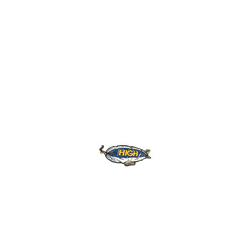 HIGH COMPANY Pin Blimp