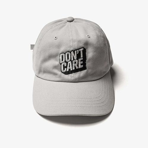 STRAYE DON'T CARE HAT LIGHT GREY