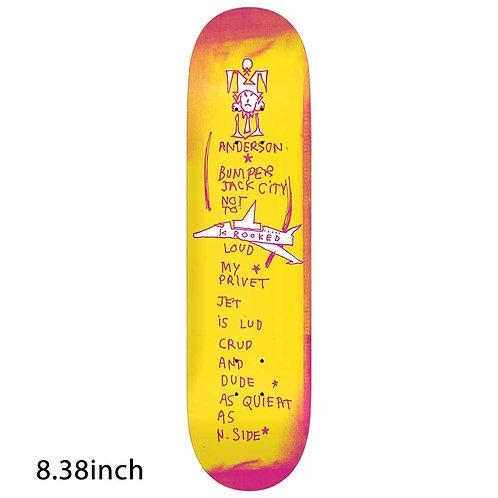 Krooked Anderson Bumper Deck 8.38