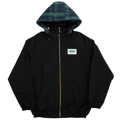 HIGH COMPANY Harrington Jacket Compagnia Black