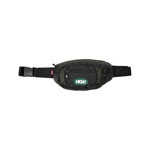 HIGH COMPANY WAIST BAG FUTURE BLACK/GREEN