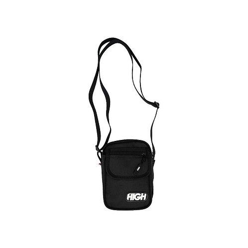 HIGH COMPANY SHOULDER BAG HIGH LOGO BLACK