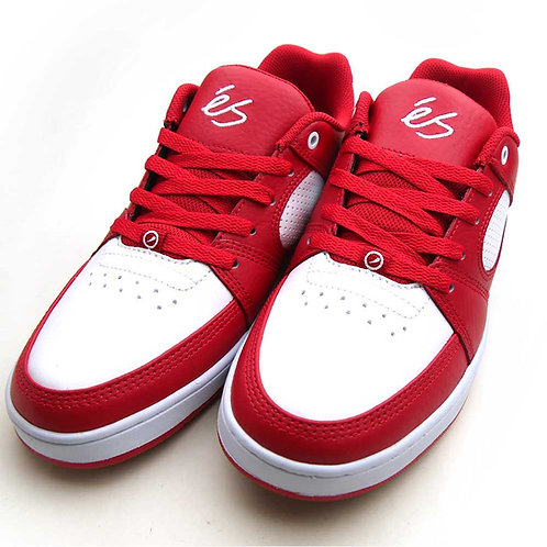 es ACCEL SLIM RED/WHITE