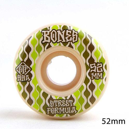 BONES STF RETROS V2 52mm 99A
