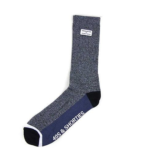 40s&Shorties DARKER Socks