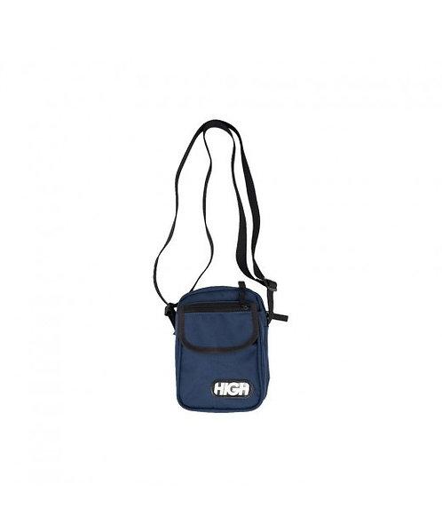 HIGH COMPANY SHOULDER BAG HIGH LOGO NAVY