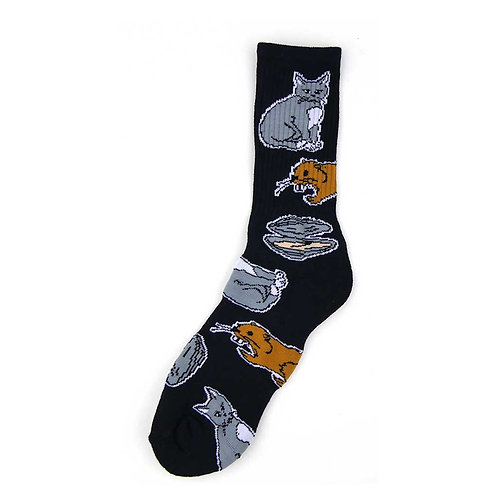 40s&Shorties RATCAT Socks
